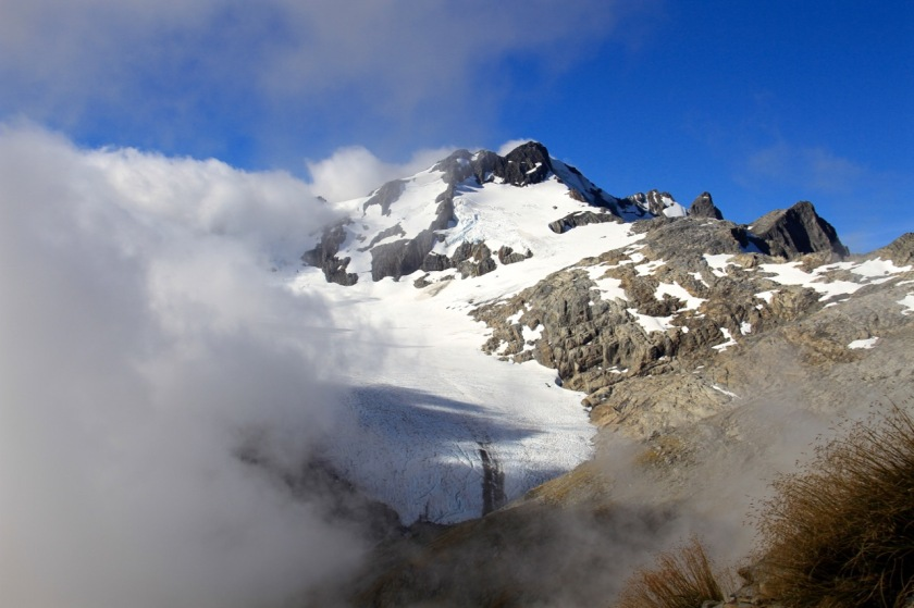 The Brewster Glacier, Mount Aspiring National Park