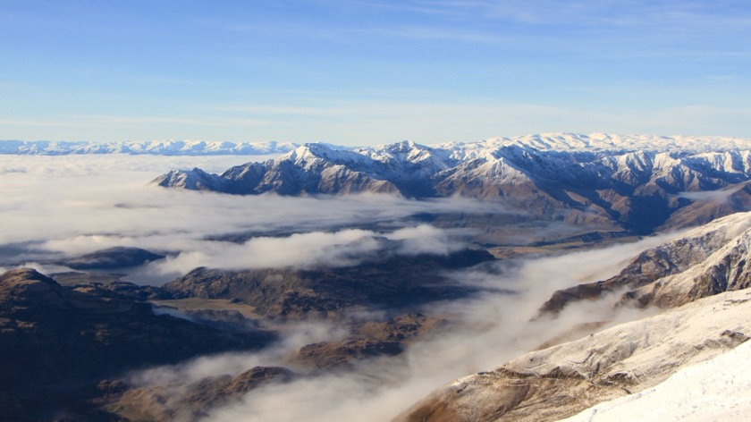 Treble Cone Ski Area Wanaka New Zealand