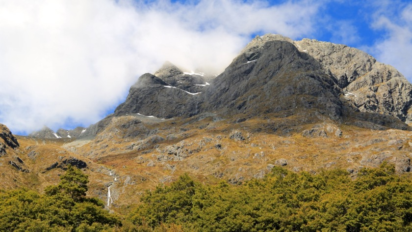 McKellar Saddle, Greenstone - Caples Track, Mount Aspiring National Park, New Zealand