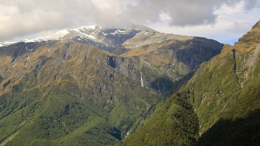 Cascade Saddle Mount Aspiring National Park New Zealand