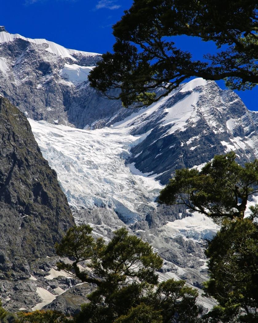 Rob Roy Glacier, Wanaka, Mt Aspiring National Park, New Zealand