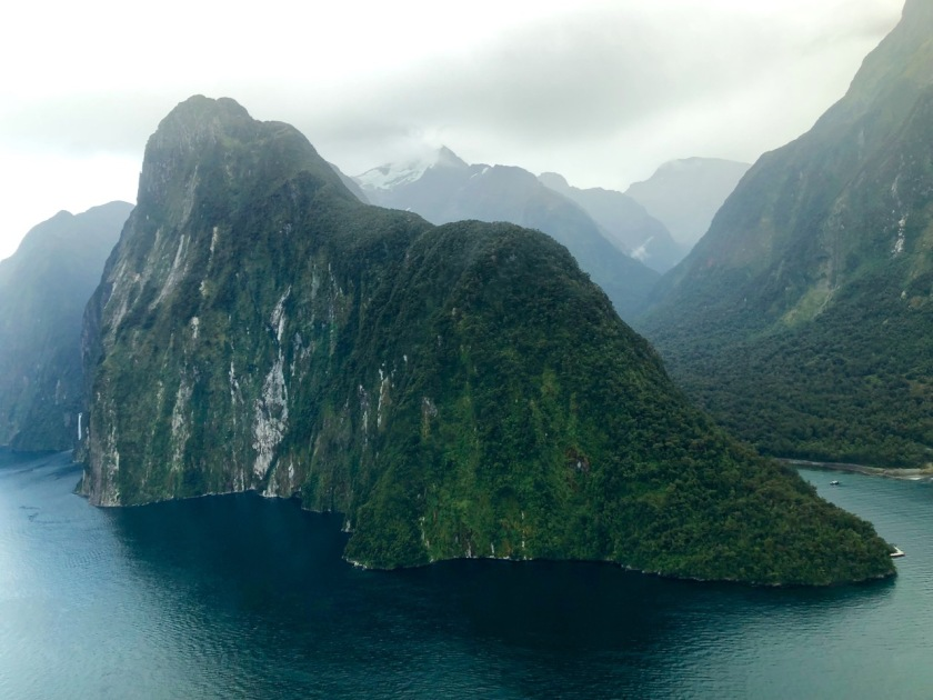 The Lion, Milford Sound, Fiordland, New Zealand