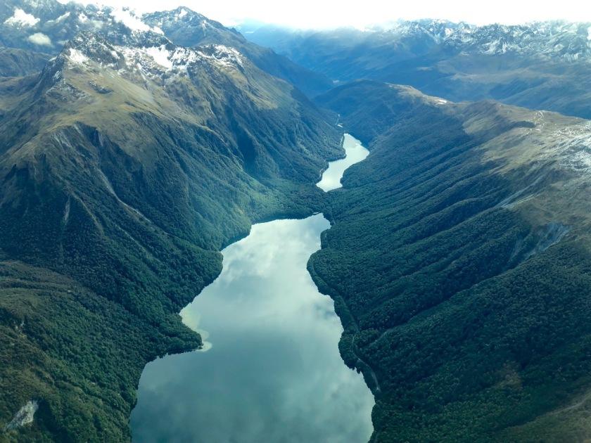 Milford Road, Fiordland, New Zealand