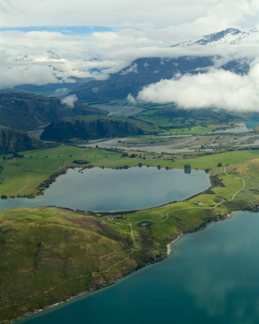 Glendhu Bay, Lake Wanaka, New Zealand