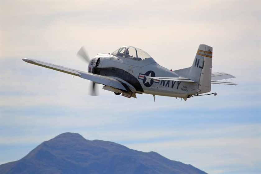Trojan at Warbirds Over Wanaka Air Show