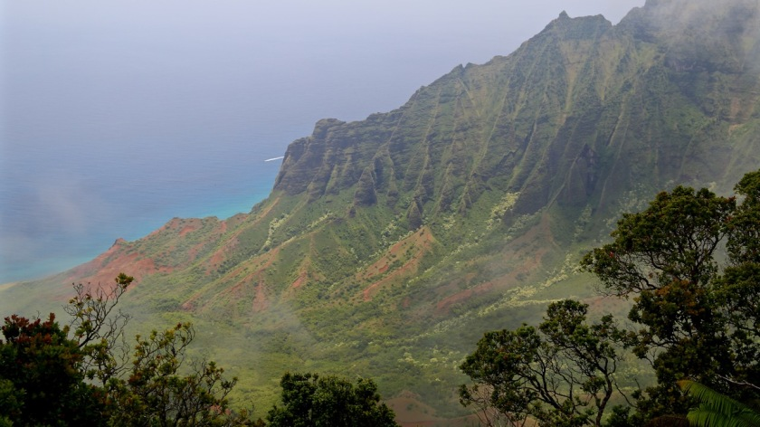 Napali Coast State Wilderness Park, Kauai, Hawaii