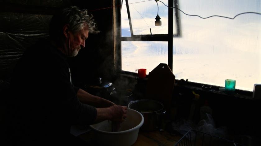 Bob Lee Hut, at Snow Farm, Wanaka NZ
